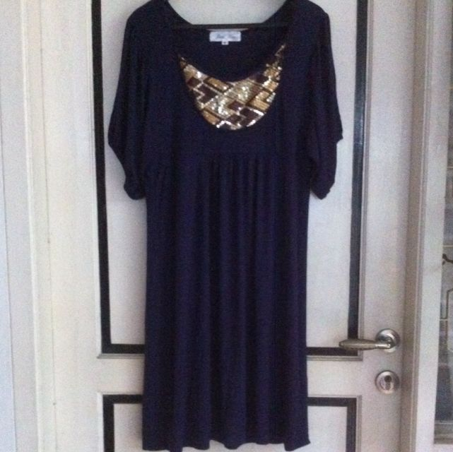 Dress Gaudi Biru
