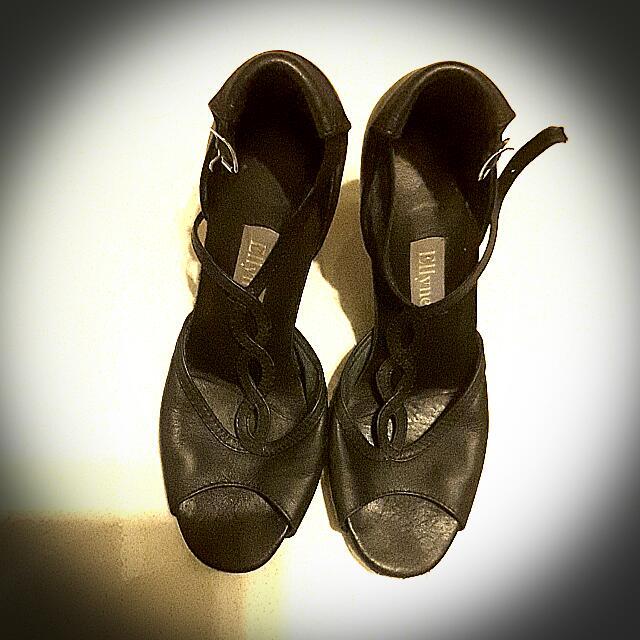 Ellyne Ballroom Dancing Shoes