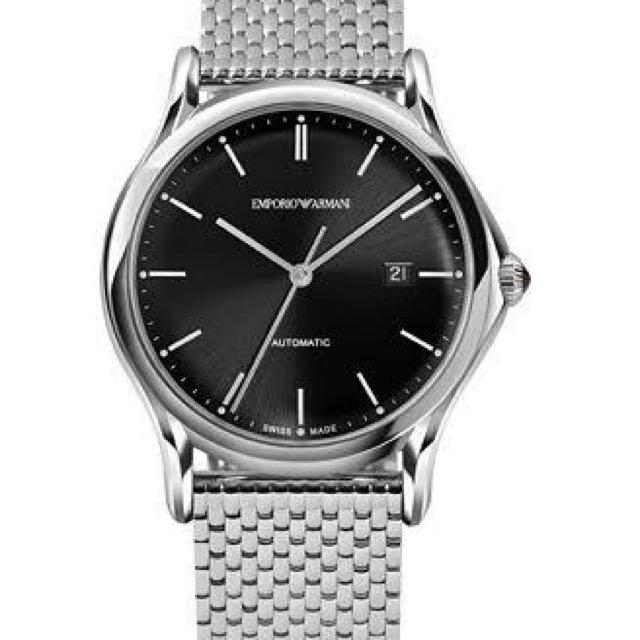 Emporio Armani Swiss Made ARS3005 Luxury Dress Watch