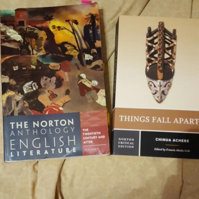 ENG110 Books