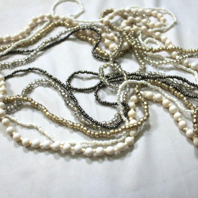 F21 Long Necklace