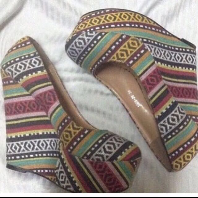 F&h Wedge Aztec