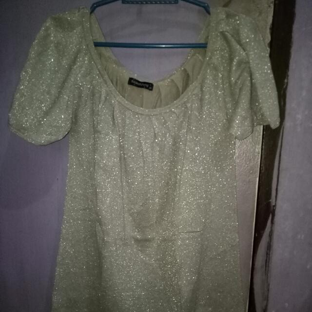 Folded & Hung F&H Dress Casual Glittery Shimmering