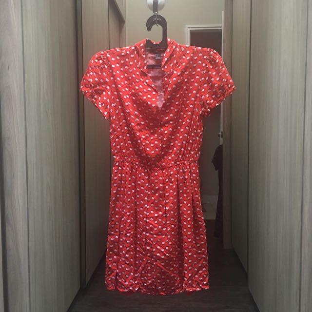 FOREVER 21 Tea Dress