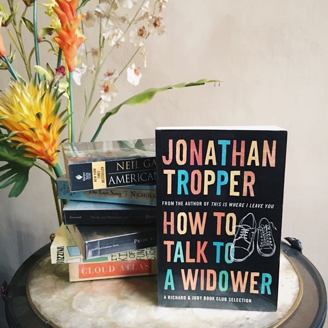 How To Talk To A Widower