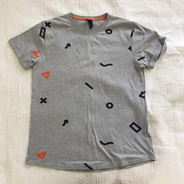 Huffer Tshirt Size 10