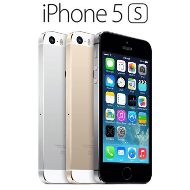 Iphone5s  16g 金☄️
