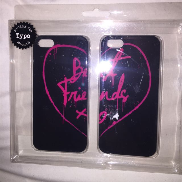 iPhone 5 Matching Best Friend Phone Case