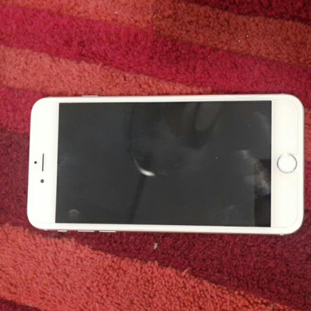 Iphone 6 Plus Silver 16Gb