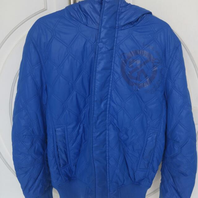 Jacket Parasut Reversible Dari Samuel&Kevin
