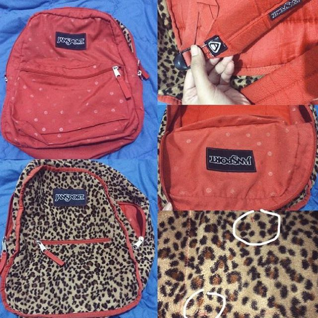 [SOLD] JANSPORT LIMITED EDITION