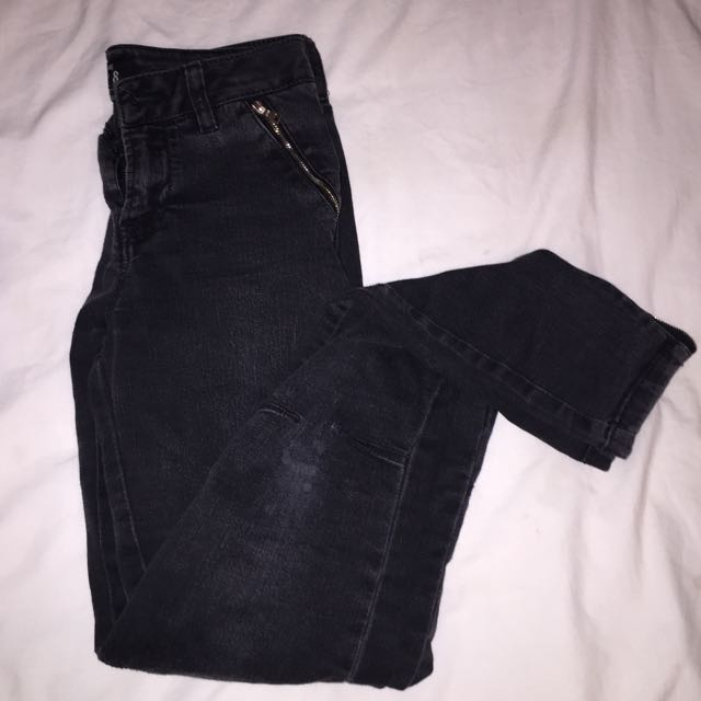 Jeans Size 6 High Waisted