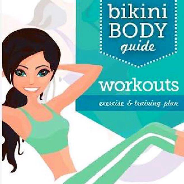 Kayla Itsines 12 Week Bikini Body Guide