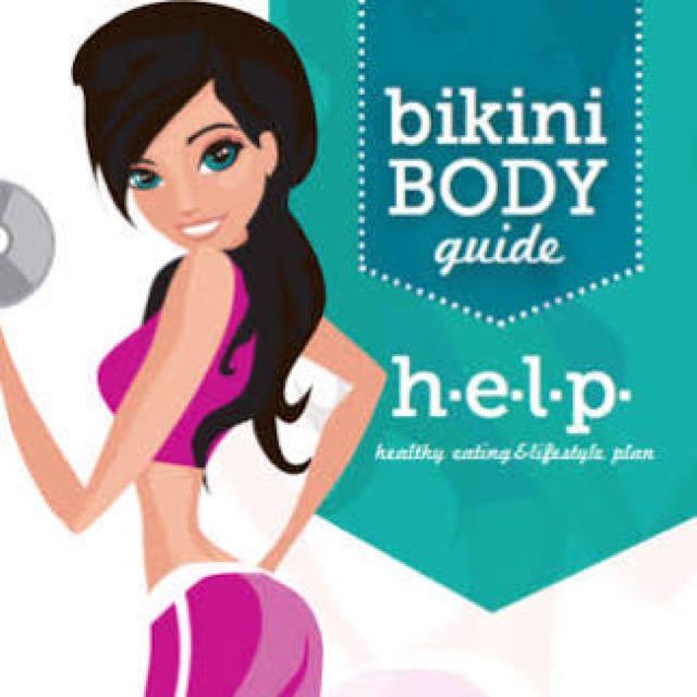 Kayla Itsines Healthy Eating & Lifestyle Plan (HELP)