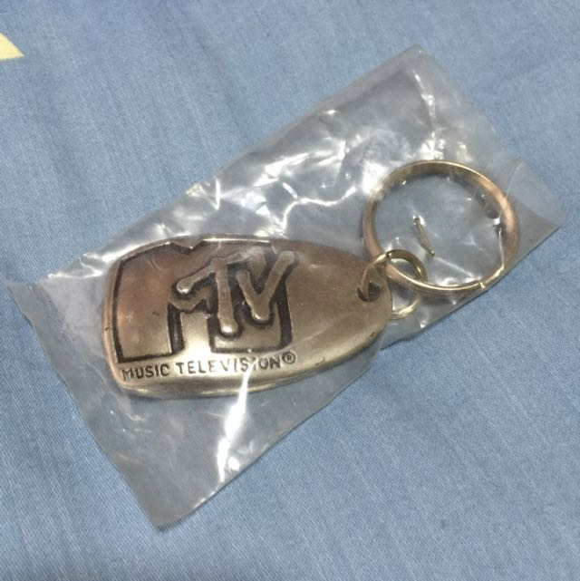 Key Chain MTV Music Television