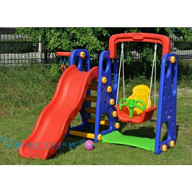 Kid S Playground Taman Permainan Kanak Kanak Babies Kids Toys Walkers On Carousell