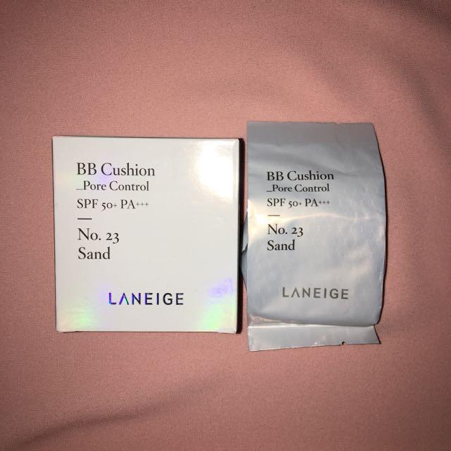 Laneige BB Cushion Pore Control Shade 23 (refill)