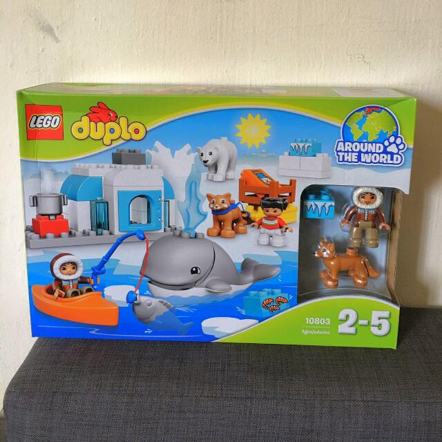 Lego Duplo Around The World 10803 Toys Games Bricks Figurines