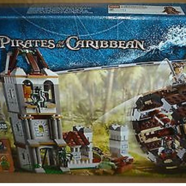 LEGO Pirates of the Caribbean THE MILL