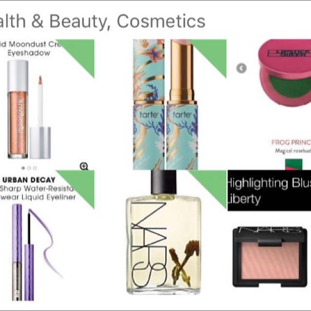 Lot Of Makeup Sephora