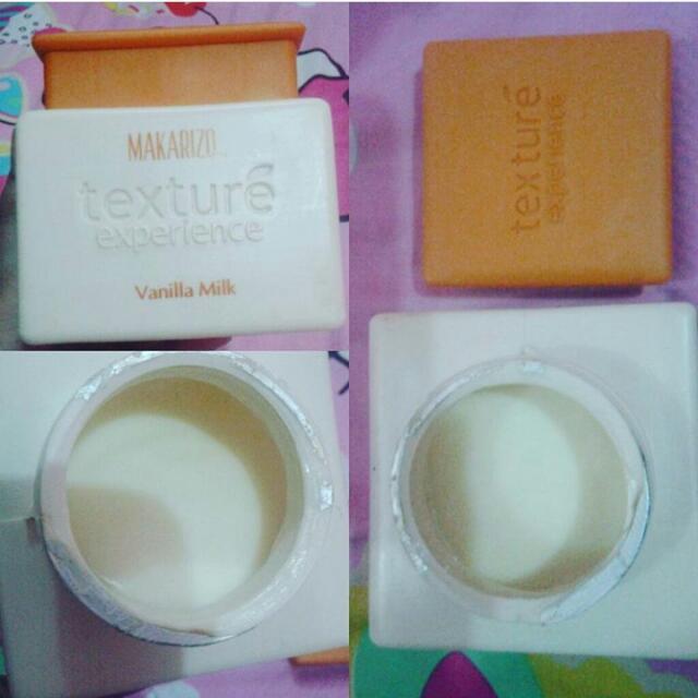 Makarizo Hair Mask Vanilla