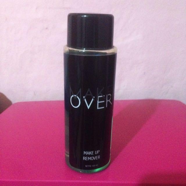 Make Over Make Up Remover (Eye and Lips)