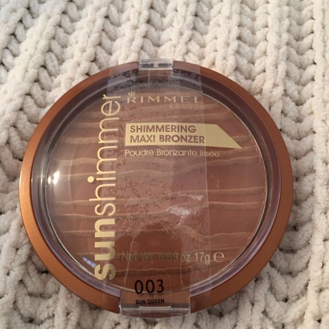 Makeup Lot-bronzer, Makeup Remover, Shimmering Dust