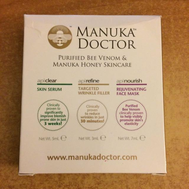 Manuka Doctor Api Range