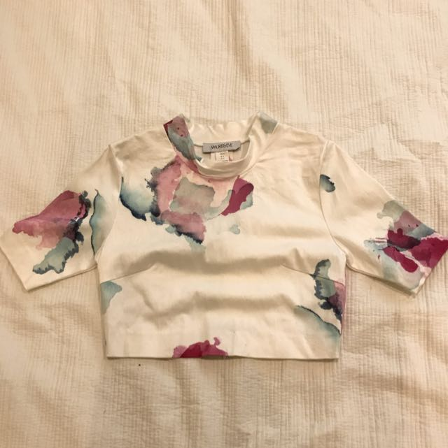 Maurie&Eve Crop Top