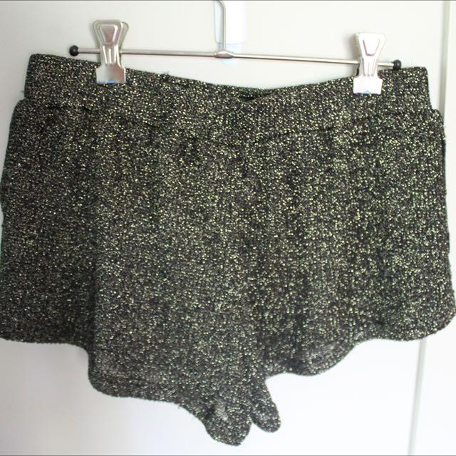 Minkpink Shimmer Shorts