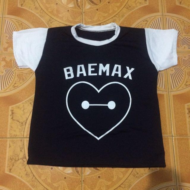 New Baemax Shirt