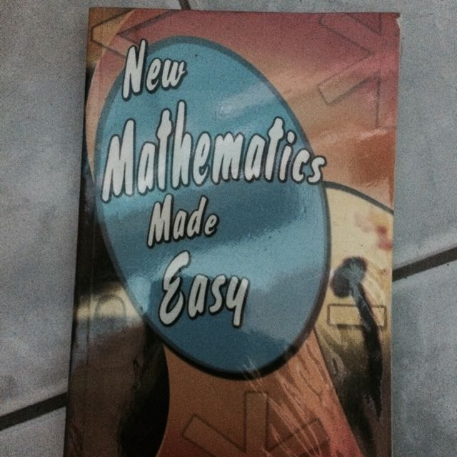 New Mathematics Made Easy 🔥