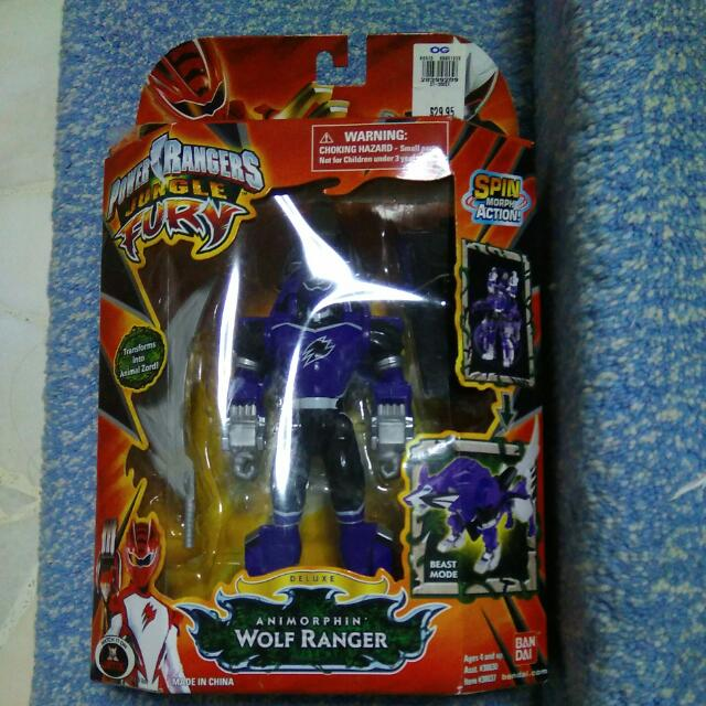 New power rangers jungle fury animorphin wolf ranger toys photo photo photo voltagebd Image collections