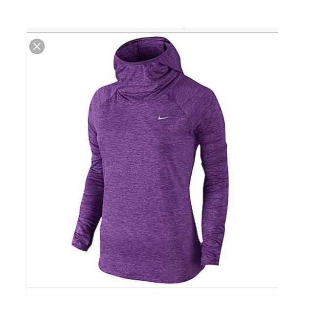 Nike Dri-fit Element Hoodie
