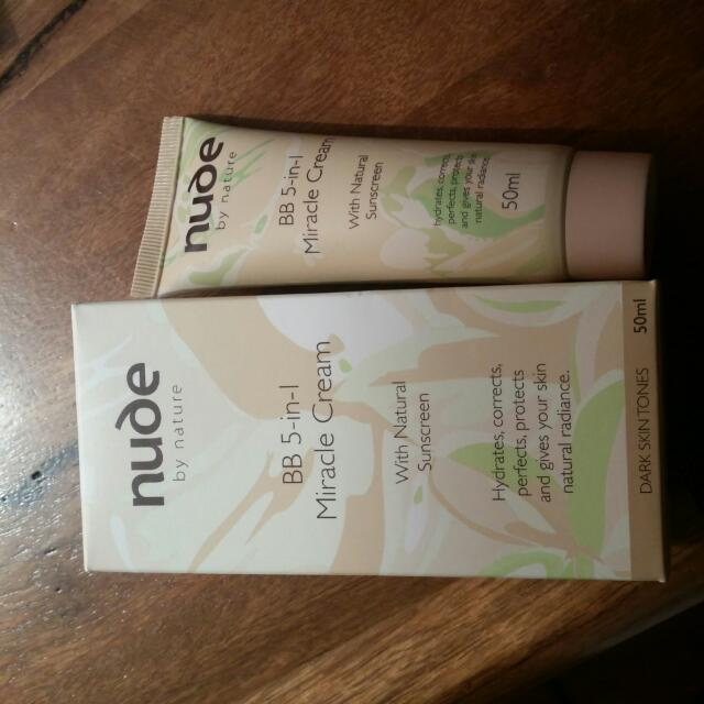 Nude By Nature 5 In 1 Miracle Cream