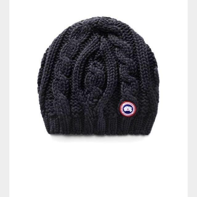 NWT Canada Goose Knit Beanie