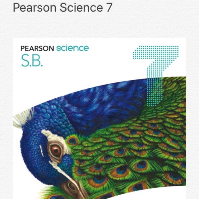 Pearson Science- Text & Activity Book