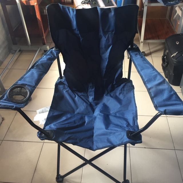 Picnic/Outdoor Chair (Director's Chair)