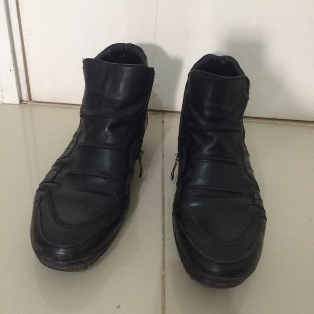 Pierre Cardin Leather Boots