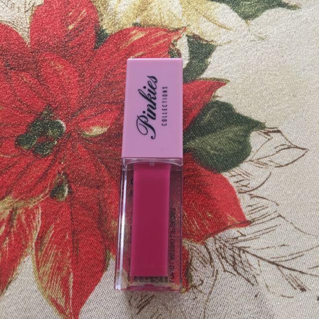 Pinkies Collection Long Lasting Lipgloss
