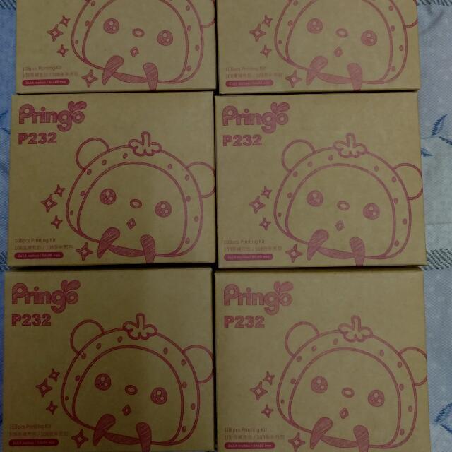 Pringo P232 經典相紙 - 108張
