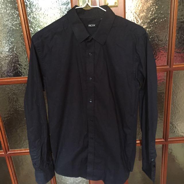 RDX Dark Navy Shirt - Small