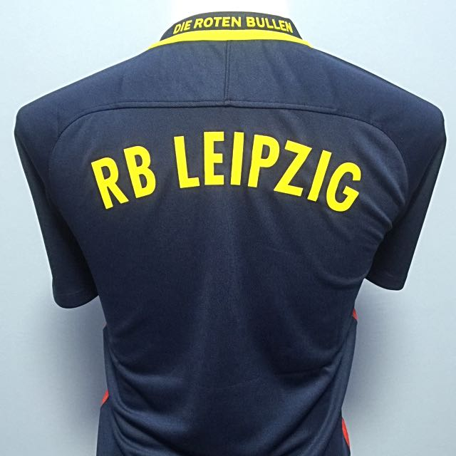 acef2a17101ef Red Bull Leipzig 2016 17 Away Replica Jersey