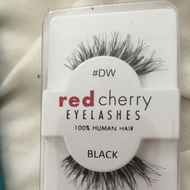 Red Cherry Lashes DW