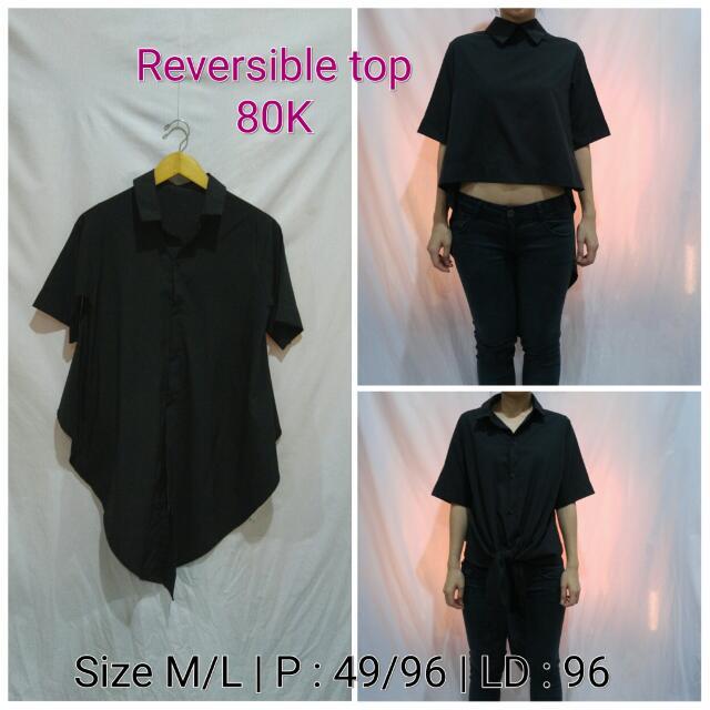 Reversible Top
