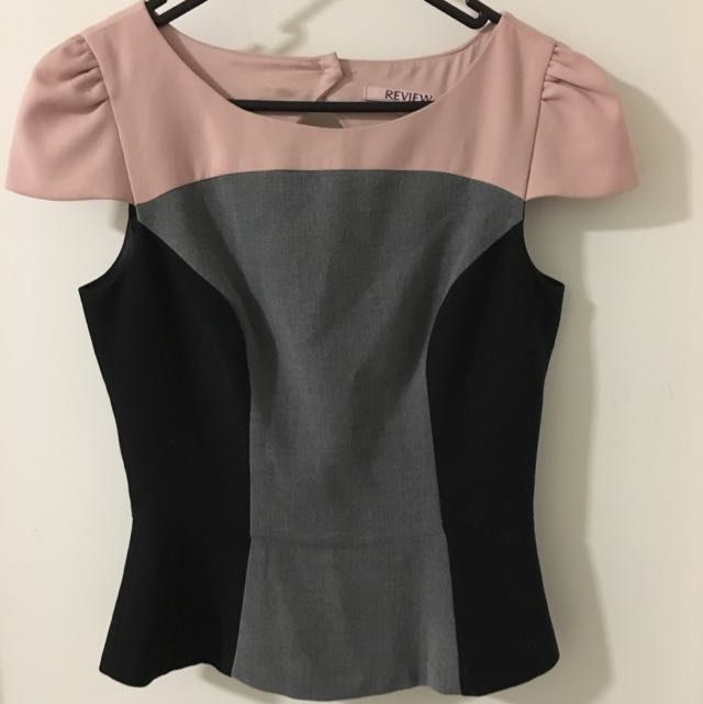 Review Open Back Top