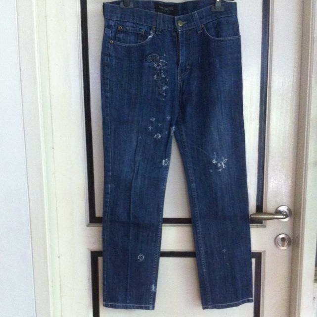 Ripped Heritage 1981 Jeans