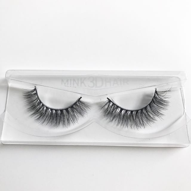 ROSE 3D Luxury Mink Lashes