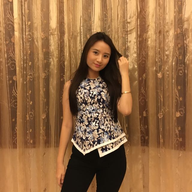[SALE NEW] Flower top