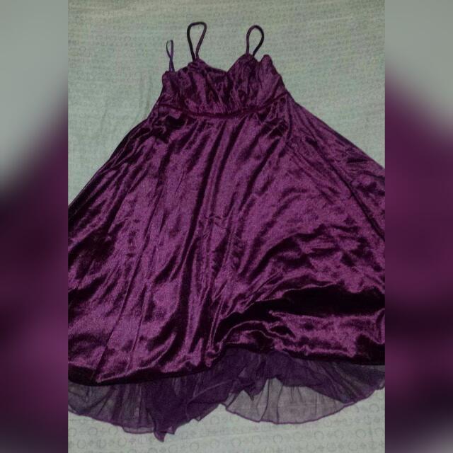 SALE!!! VIOLET Sleeveless Cocktail Dress